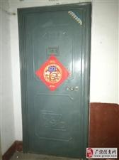 处理防盗门了