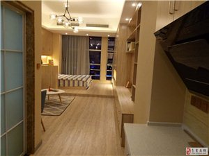 马鞍山市中心《鹏融国际》多功能房间,可住,可办公