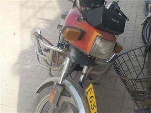 个人摩托车转让