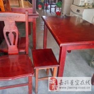 实木桌椅便宜卖