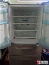 美的BCD-336WEM银灰色冰箱出售