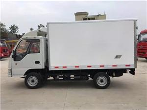 江淮康玲(国五)冷藏车 小型冷藏车报价价格