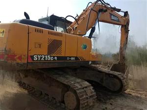 可分期付款 2016年三一重工SY215C-9挖掘