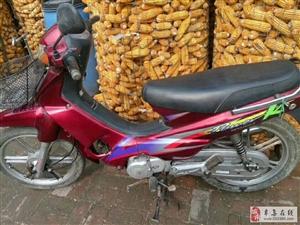 出售天马摩托车一辆八九成新