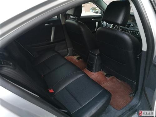 MG6   2011款1.8自动舒适版转让
