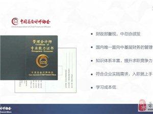 管理會計師 適合中國人自己的鉑金證書