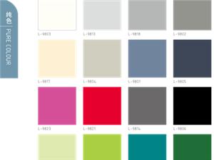 美莱尔    纯色系列  塑胶地板