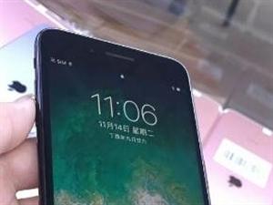 苹果7p  128g亮黑无拆无修无毛病!