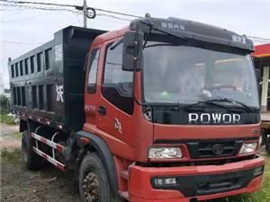 市政工程结束出售精品瑞沃自卸车 瑞沃系列:140