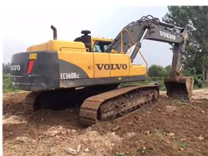个人2011年的沃尔沃360B挖掘机出售