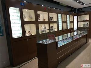 麻城市步行街大光明眼镜店柜台低价处理