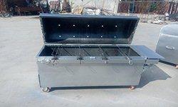 不锈钢烤羊排炉子-不锈钢烤羊排炉子