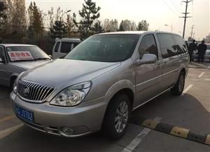 别克GL8 2011款 GL8 商务车 2.4