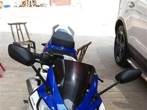 隆鑫GP200摩托车 手续齐全出售