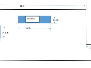 华严农场厂房整体出售(3100平方)