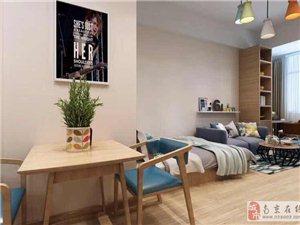 出售富康国际精装公寓1室1厅1卫32万元