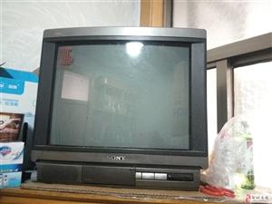 闲置21寸索尼电视机