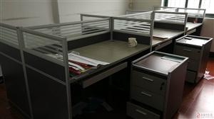 8成新6位办公桌