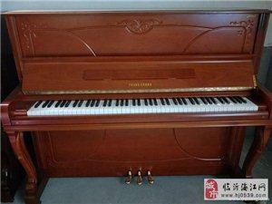 顶级彩票市进口原装精品二手钢琴厂价批发