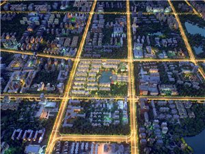 紫金中央城-四级盛景
