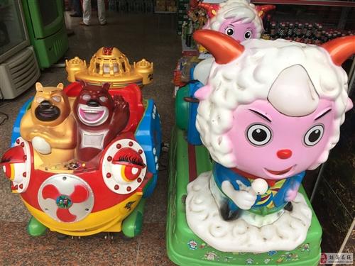 儿童摇摇车,去年买的,无损坏正常使用