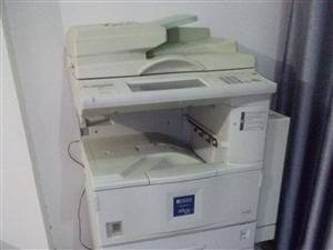 完好一体速印机和复印机各一台打包转让