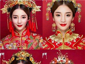 新娘化妆,造型,婚礼跟妆,团体妆