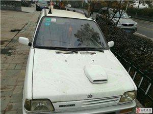 出售一辆长安铃木奥拓轿车