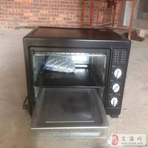 二手烤箱 95成新400元转让