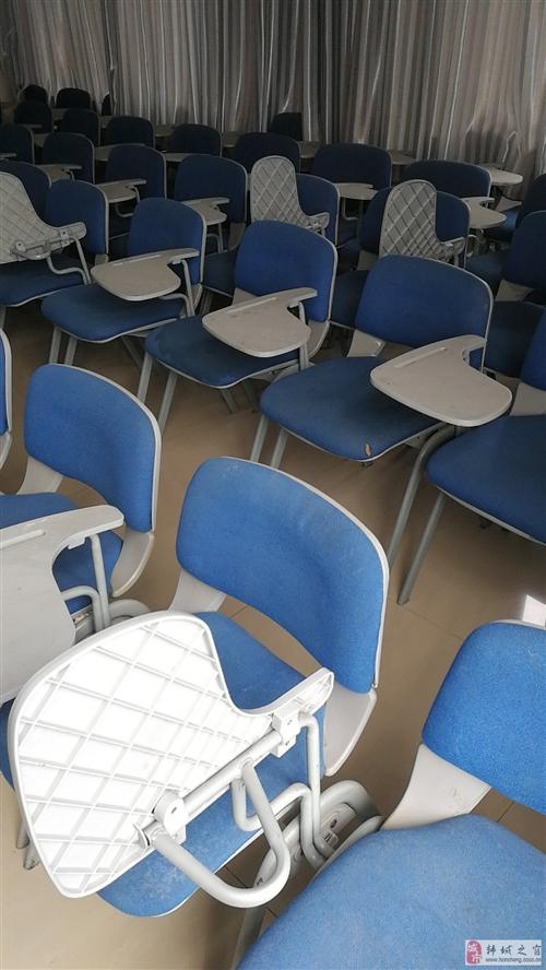 藍色辦公椅