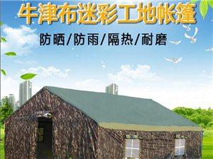 野户外大型防雨水施工帐篷军工程工地民用救灾养蜂养殖