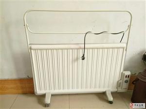 低价处理电热器一台