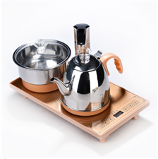 出售全新智能人工全自动煮茶电壶!