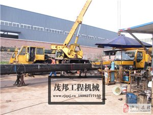 瀘州茂邦工程機械提供長江吊車維修、長江起重機維修