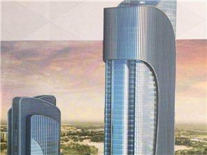 沃德中心130万元精装写字楼层高3.9米