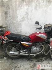 二手摩托车出售,谁要300块钱拿走