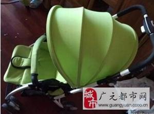 贝鲁【广元】托斯超轻便可平躺三档调节座椅