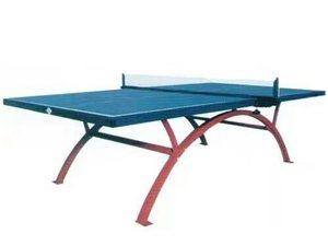 藤县室内外乒乓球台SMC材质户外乒乓球台批发