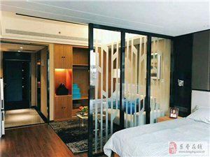 沃德中心精装公寓首付五万1室1厅1卫45万元