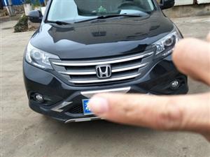 本田CR-V 2015款 2.4L 两驱豪华版