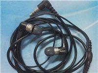 500元出一条美国原装舒尔E4C耳机人声神塞