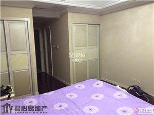 壹号公馆3室2厅2卫豪华装修带露台