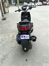 95成新低价出售踏板摩托车手续齐全