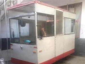 电动小吃餐车