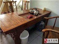 出售全新功夫茶桌一套