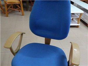 蓝色转椅职员椅全新库存闲置