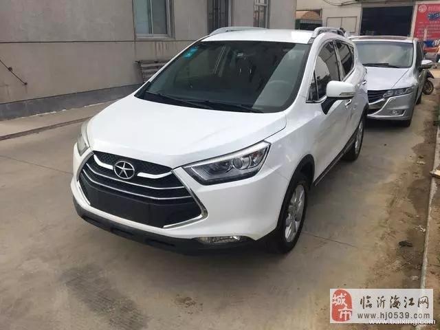 江淮 瑞风 2014款 瑞风S3 1.5 无级 豪