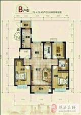 京博花苑3室2厅2卫142万元