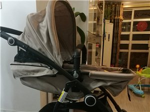 出售9成新婴儿多用车