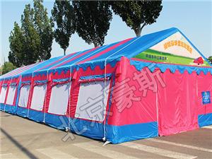 大型充气帐篷事宴婚宴婚庆充气帐篷红白喜事流动大